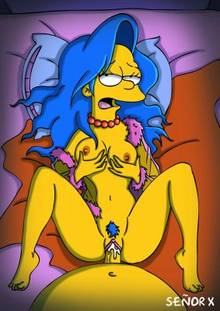 #pic1043430: Homer Simpson – Marge Simpson – The Simpsons – se&ntilde-or x