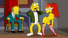 #pic1040401: Claudia-R – Montgomery Burns – The Simpsons – Waylon Smithers