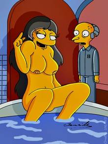 #pic1040402: Claudia-R – Montgomery Burns – The Simpsons