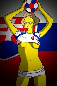 #pic1040387: Claudia-R – Edna Krabappel – The Simpsons