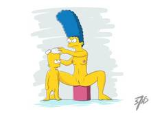 #pic1038737: 7sins – Bart Simpson – Marge Simpson – The Simpsons