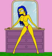 #pic1035629: Marge Simpson – The Simpsons
