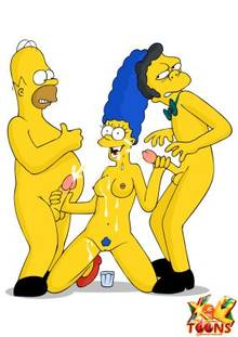 #pic981554: Homer Simpson – Marge Simpson – Moe Szyslak – The Simpsons – xl-toons