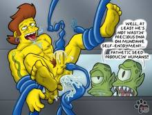 #pic1264420: Snake Jailbird – The Simpsons – kang – kodos – slashweilerdog
