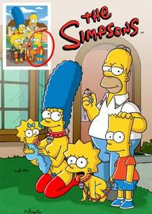 #pic981002: Bart Simpson – DAHR – Homer Simpson – Lisa Simpson – Maggie Simpson – Marge Simpson – The Simpsons