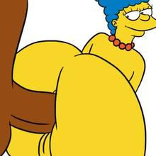 #pic974680: Marge Simpson – The Simpsons – animated