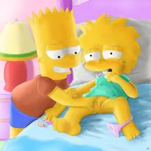 #pic963375: Ahbihamo – Bart Simpson – Lisa Simpson – The Simpsons