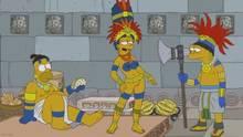 #pic952205: Homer Simpson – Marge Simpson – Moe Szyslak – Mole – The Simpsons