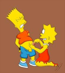 #pic946854: Bart Simpson – Lisa Simpson – The Simpsons