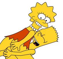 #pic943698: Bart Simpson – Lisa Simpson – The Simpsons