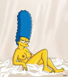 #pic940706: Marge Simpson – The Simpsons – WVS