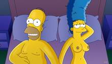 #pic937222: Homer Simpson – Marge Simpson – The Simpsons – WVS