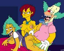 #pic933977: Erin – Krusty The Clown – Sophie Krustofsky – The Simpsons – nev