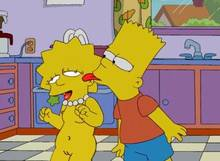 #pic444410: Bart Simpson – Lisa Simpson – The Simpsons