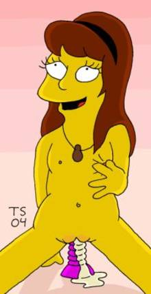#pic466184: Allison Taylor – The Simpsons – Tommy Simms