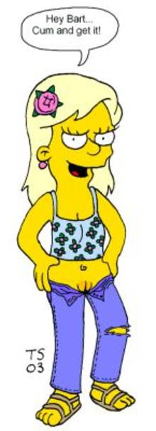 #pic466165: Greta Wolfcastle – The Simpsons – Tommy Simms