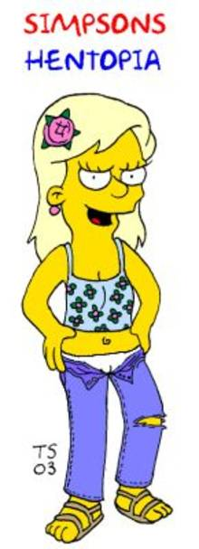 #pic466164: Greta Wolfcastle – The Simpsons – Tommy Simms