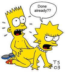 #pic466131: Bart Simpson – Lisa Simpson – The Simpsons – Tommy Simms