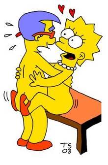 #pic466136: Lisa Simpson – Milhouse Van Houten – The Simpsons – Tommy Simms