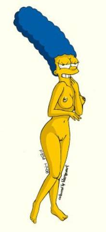 #pic465515: FPA – Marge Simpson – The Simpsons