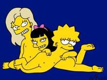 #pic465939: Greta Wolfcastle – Jessica Lovejoy – Lisa Simpson – The Simpsons – ltw