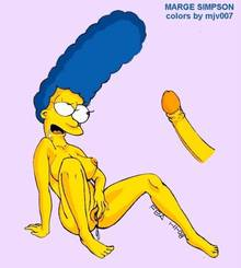 #pic465513: FPA – Marge Simpson – The Simpsons