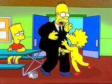 #pic465406: Homer Simpson – Lisa Simpson – The Simpsons
