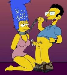 #pic465354: Artie Ziff – Marge Simpson – The Simpsons