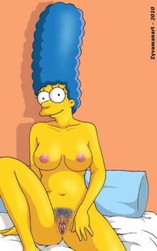 #pic463780: Marge Simpson – The Simpsons – Zyvaman