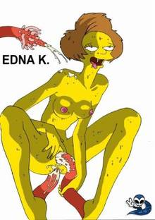 #pic462852: Edna Krabappel – The Simpsons – Zone
