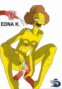 #pic462852: Edna Krabappel – The Simpsons – Zone
