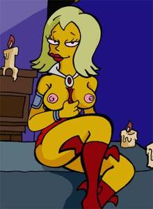 #pic461127: Becky – The Simpsons
