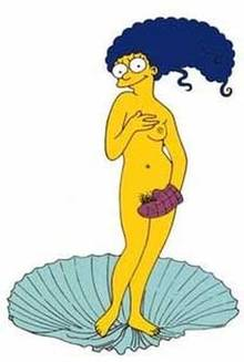#pic1229745: Marge Simpson – The Simpsons – Venus – cosplay – facialexpressions90