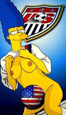 #pic456838: Claudia-R – Marge Simpson – The Simpsons
