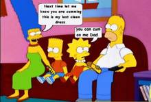 #pic454087: Bart Simpson – Homer Simpson – Lisa Simpson – Marge Simpson – The Simpsons – animated