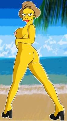 #pic449859: Edna Krabappel – The Simpsons – pervyangel