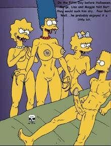 #pic446767: Bart Simpson – Lisa Simpson – Maggie Simpson – Marge Simpson – The Fear – The Simpsons