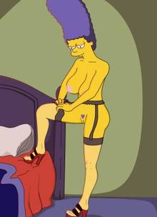 #pic446741: Marge Simpson – The Simpsons – waspcock