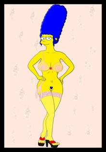 #pic446728: Marge Simpson – The Simpsons – waspcock