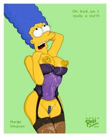 #pic446618: Marge Simpson – The Simpsons – ross