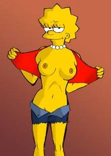 #pic444825: Lisa Simpson – The Simpsons