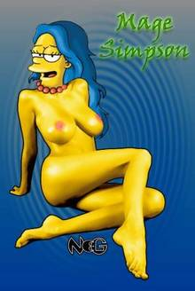 #pic588988: Marge Simpson – The Simpsons