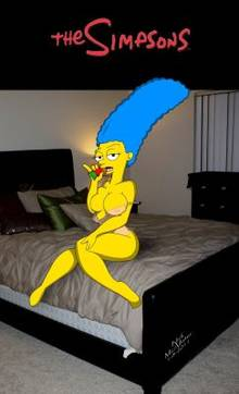 #pic588248: Marge Simpson – The Simpsons – dinohunterx