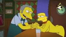 #pic571749: MargeURlarge – Marge Simpson – Moe Szyslak – Pig Tsar – The Simpsons