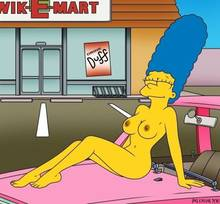 #pic571556: Marge Simpson – Pat Kassab – The Simpsons