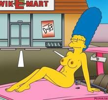 #pic571556: Marge Simpson – Pat Kassab – The Simpsons
