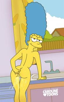 #pic1223139: Marge Simpson – The Simpsons – VaultMan