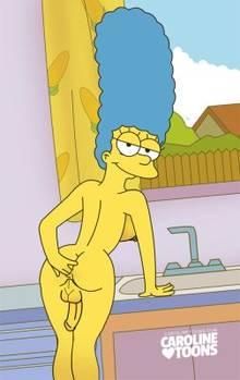 #pic1223138: Marge Simpson – The Simpsons – VaultMan
