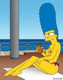 #pic570593: Marge Simpson – Pat Kassab – The Simpsons