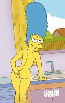 #pic1223137: Marge Simpson – The Simpsons – VaultMan
